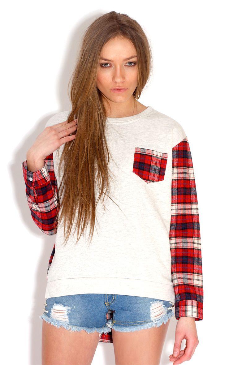 Addy Lumberjack Sweater 1