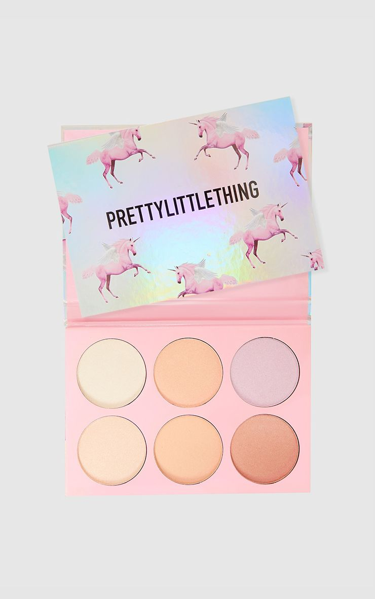 PLT Shine Bright Highlighter Palette