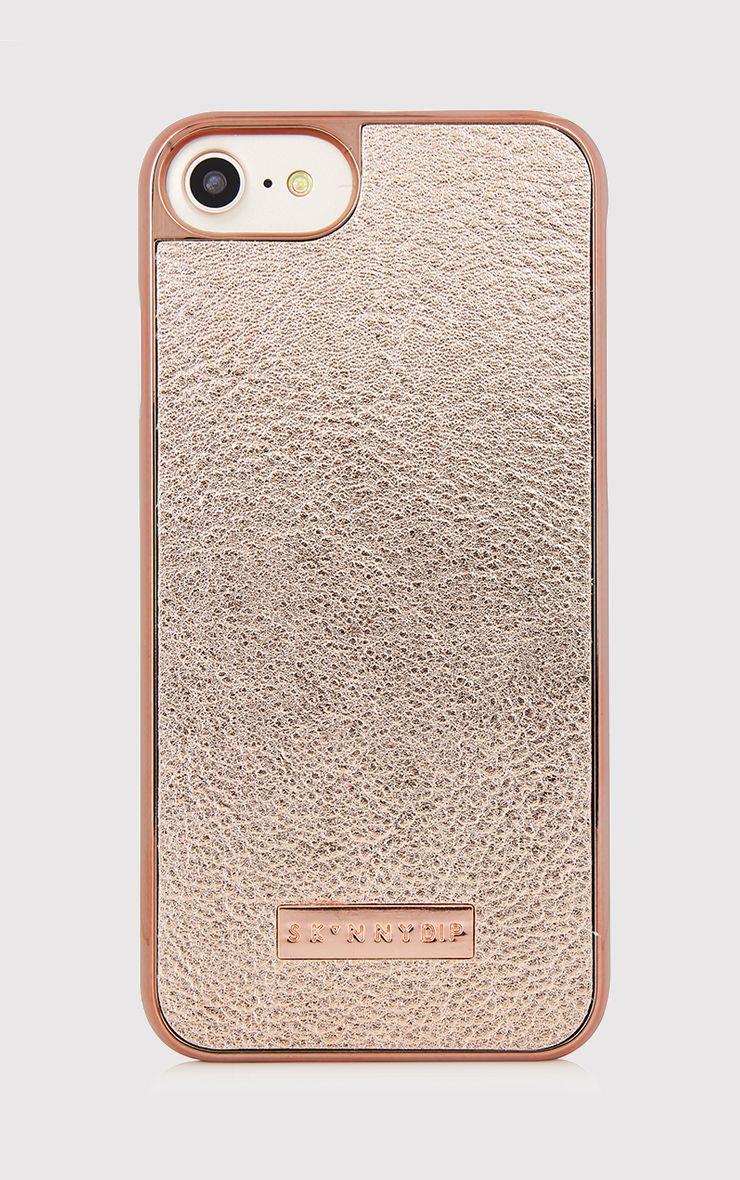 SkinnyDip Rose Gold iPhone 7 Case